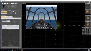 Using Track IR in Pacific Strike/Strike Commander/Wings of Glory