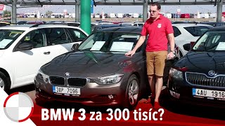Ojeté BMW řady 3 stojí jako podobně stará Octavia. Jak je to možné?