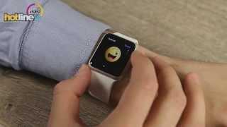 Обзор Apple Watch(Умные часы от Apple. Цена и характеристики Apple Watch: ..., 2015-04-30T14:00:10.000Z)