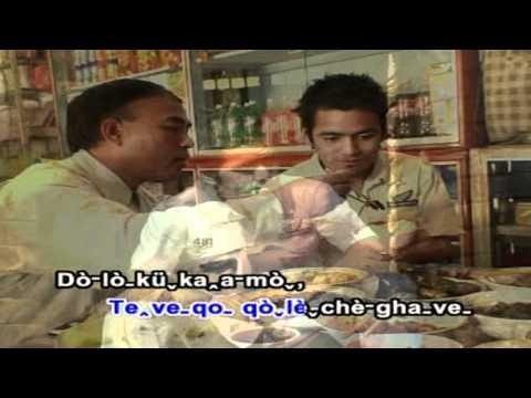 Lahu song ( APACABO ) Bon law cheh.