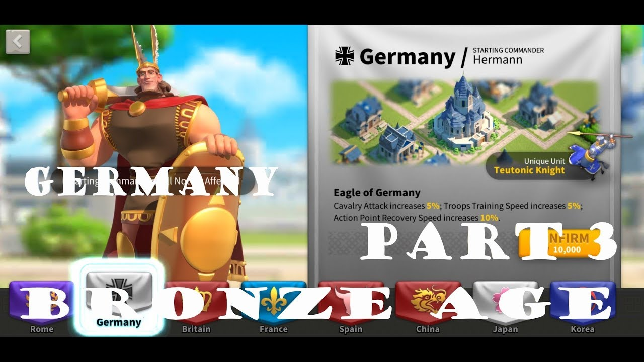 Rise Of Civilizations Ios Android Gameplay 1080p Germany