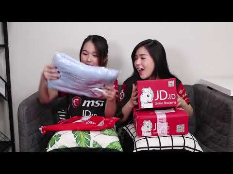 GOKIL!! BUKA MYSTERY BOX DARI JD.ID..!! GA NYANGKA KALO ISINYA??!! | Unboxing Mystery Box JD.ID