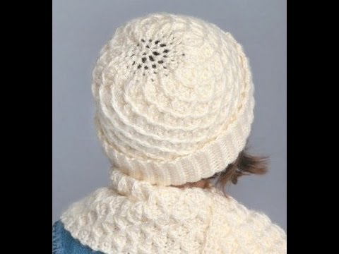 Crochet Hats Scarves For The Whole Family Patterns Book Preview