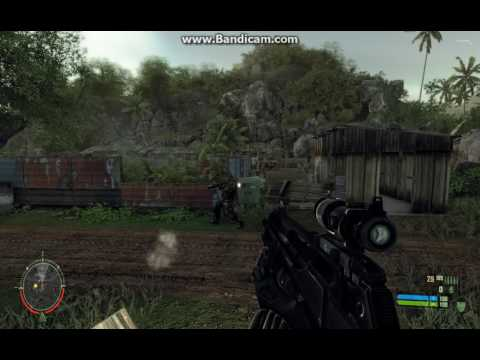 Crysis Alpha mod with enhanced graphics