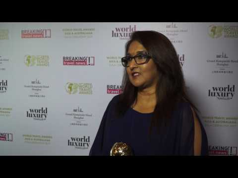 Shaenaz Voss, executive general manager, corporate affairs, Fiji Airways