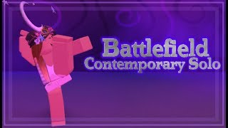 Battlefield / Contemporary FDG Solo / ROBLOX