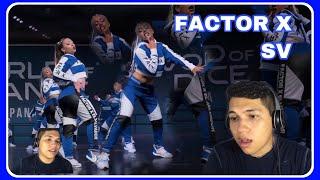Factor  X Sv  Primer lugar en World Of Dance Panama 2019 *Orgullo Salvadoreño* | Tamanike