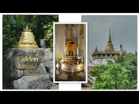 Bangkok's Golden Mount