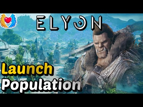 Elyon: Ascent Infinite Realm  Launch Success Or Failure? 2021 MMORPG