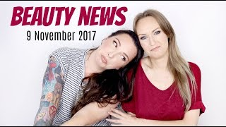 BEAUTY NEWS - 10 November 2017 | Lime Crime Diamond Dew | Lipstick Queen Girls Will Be Boys