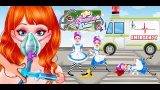 Girl Emergency Doctor Game, Android   iPhone   iPad Gameplay