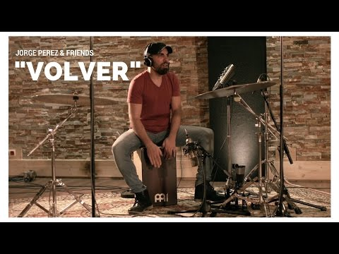 "Jorge Perez (FLAMENCO CAJON) & Friends performing ""VOLVER"" by Carlos Gardel"