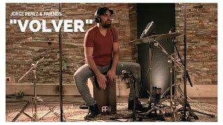 """Jorge Perez (FLAMENCO CAJON) & Friends performing """"VOLVER"""" by Carlos Gardel"""