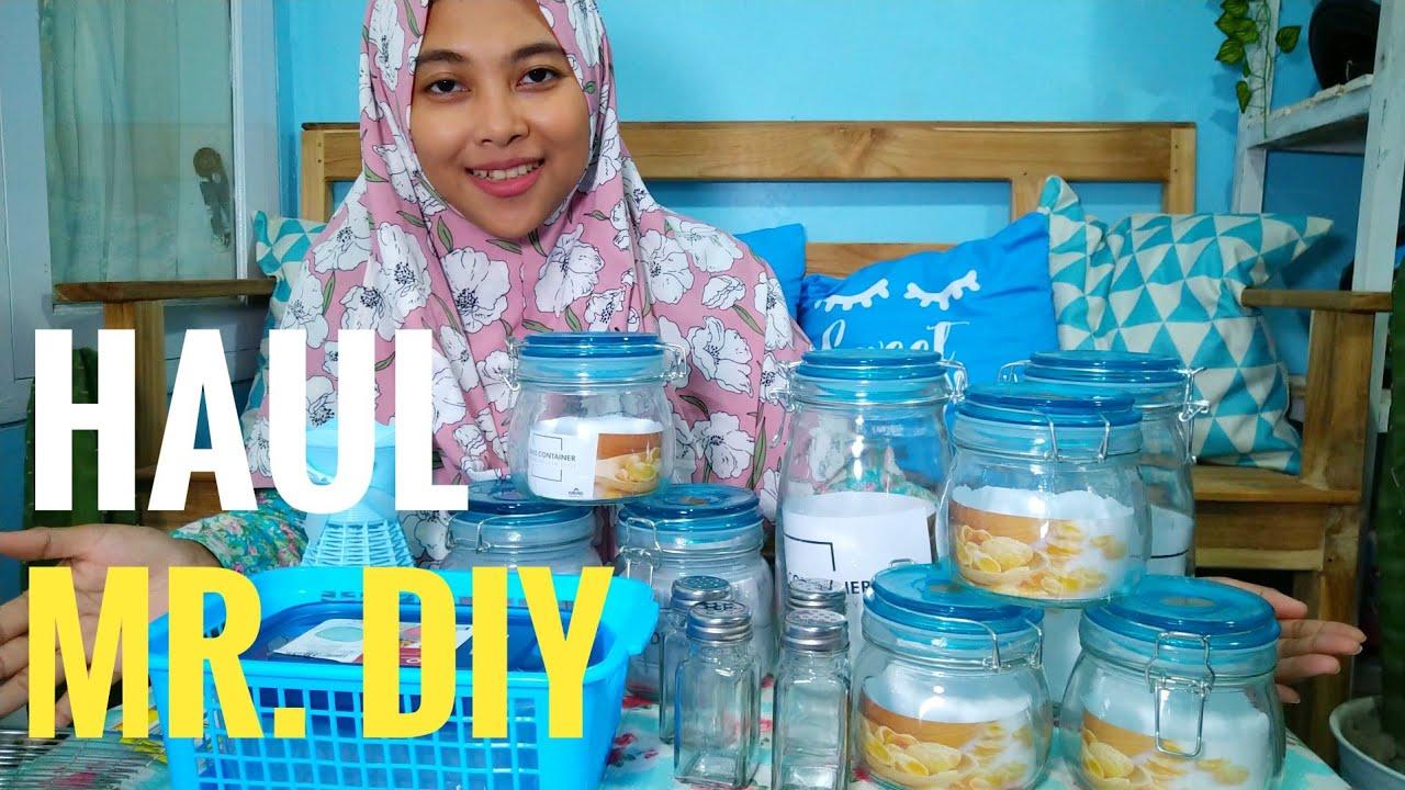 Haul Mr. DIY Peralatan Dapur