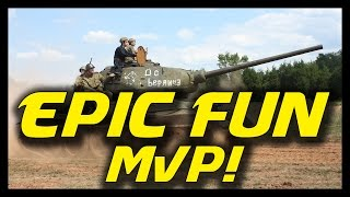 ► War Thunder: New Tanks, Making Progress! - MVP Medal Hype! - Road To T-54