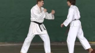 Обучение системе рукопашному бою Фильм 3 ч55