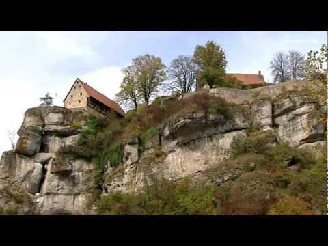 Fränkische Schweiz, Pottenstein, Teufelshöhle, Gößweinstein