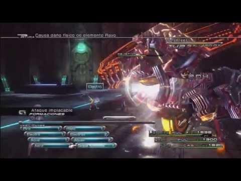 Guía Comentada Final Fantasy XIII HD - Parte 34 - Quinta Arca
