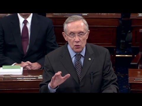 "Senate Democrats pass ""nuclear option"""