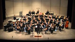 Old Home Days Suite (Charles Ives) - William & Mary Wind Symphony - December 2011