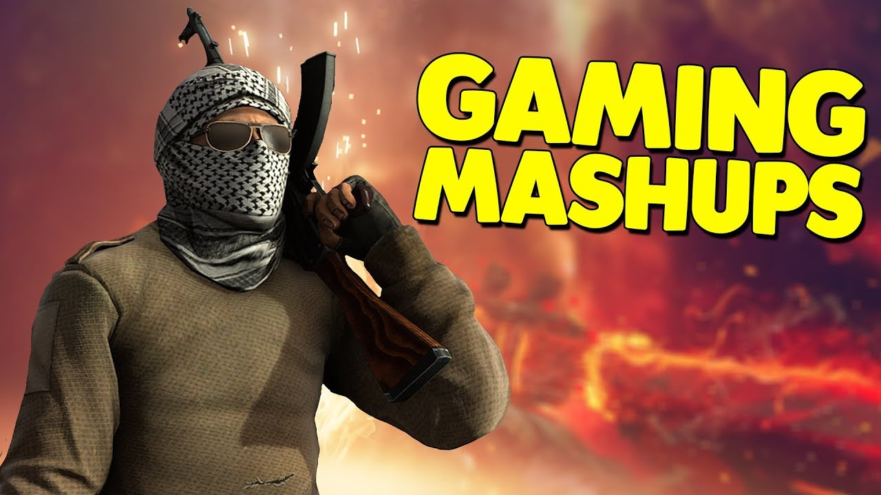 CONTAGIOUS LAUGHTER! – Mash Ups (CSGO, PUBG, GANG BEASTS & MORE!)