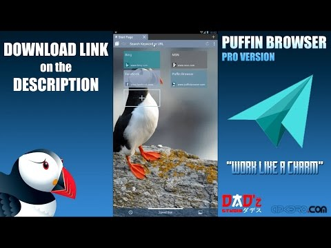 Puffin Browser Pro Apk - Work Like a Charm