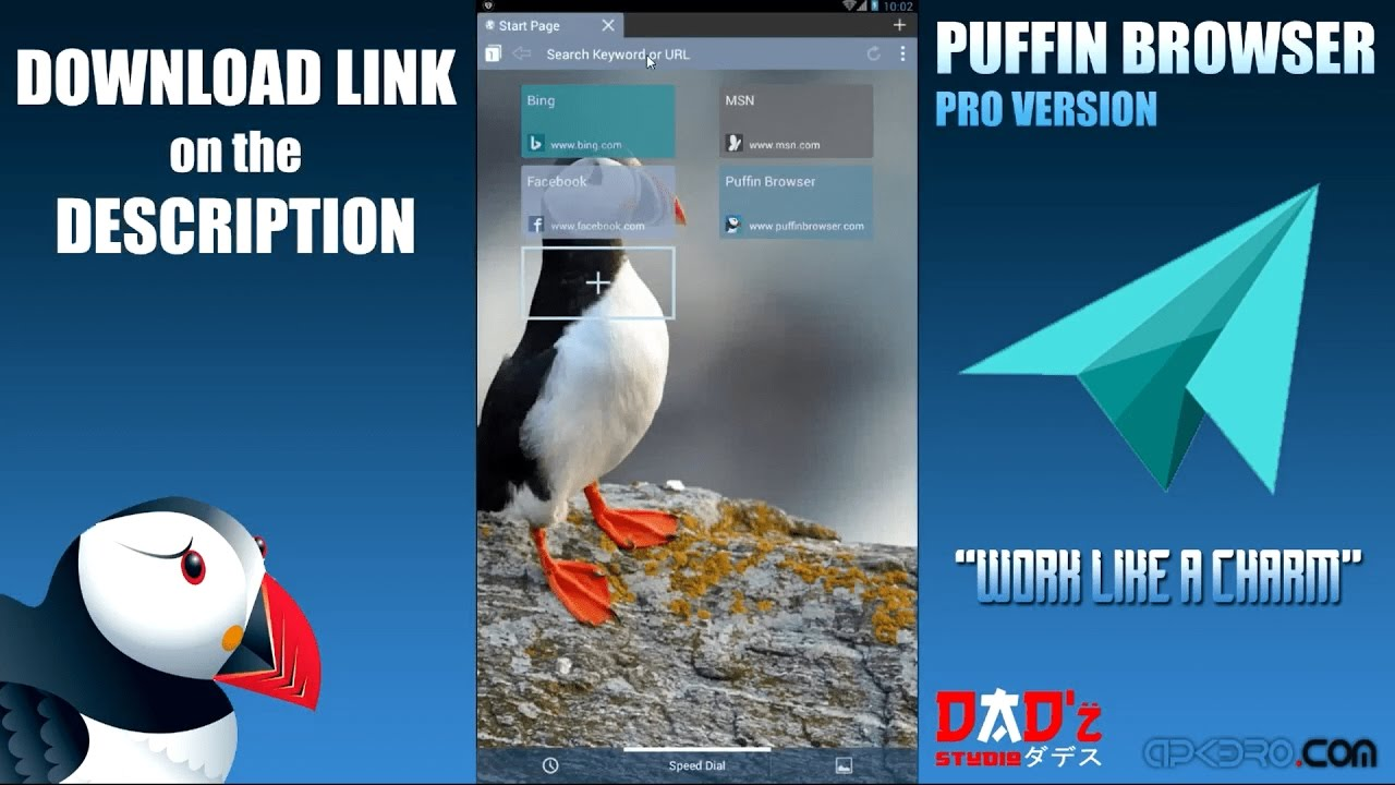 Puffin full apk