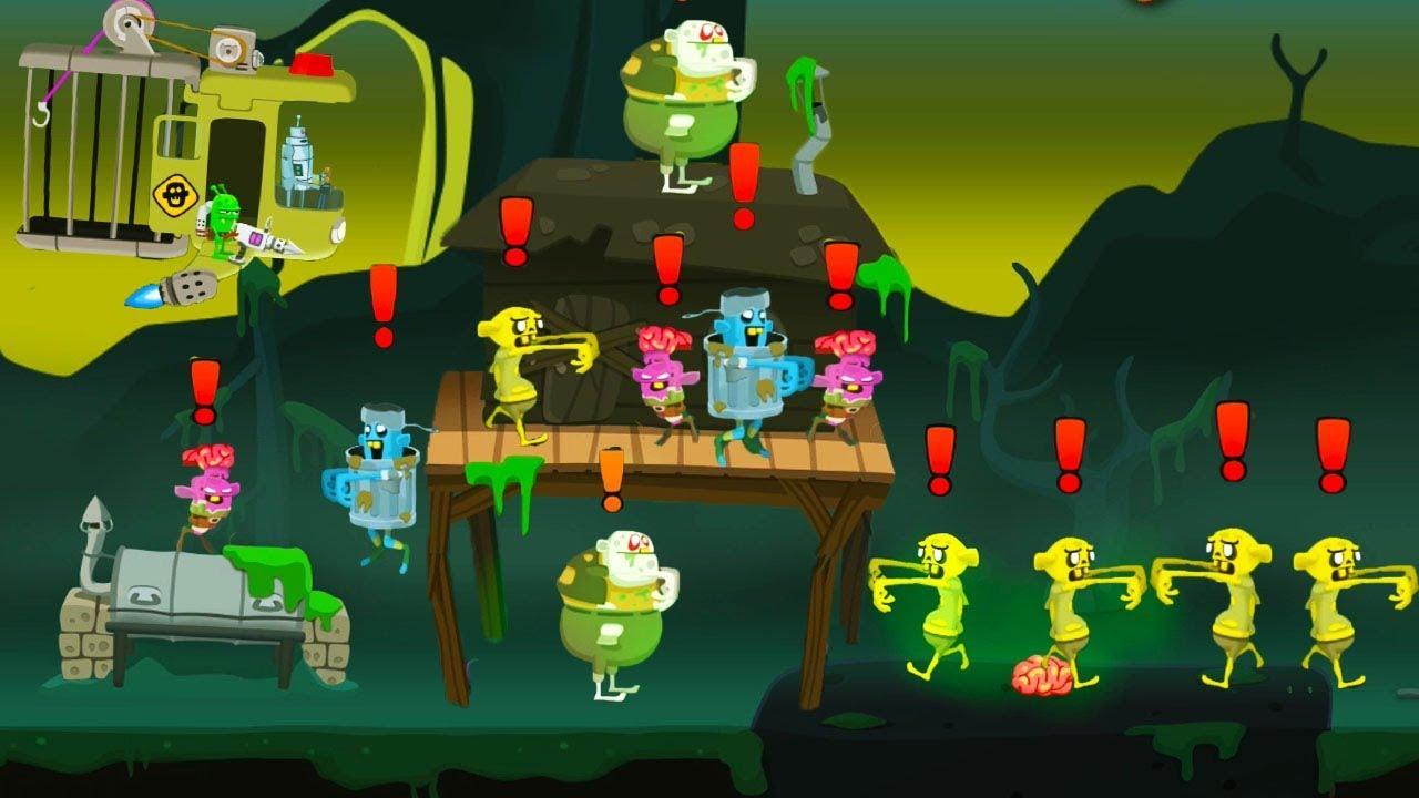 картинки зомби из игры зомби катчер мейн-куна каком возрасте
