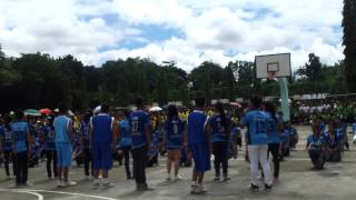 Batch 2012 Juniors team Cheers and Yells!!