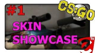 CS:GO Skin Showcase #1 - Skins: Blood in the Water, Atomic Alloy, Urban Hazard - esceneTV german