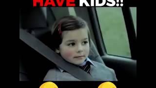 WHY YOU SHOULD NEVER HAVE KIDS !!! لمذا يجب عدم انجاب اطفال