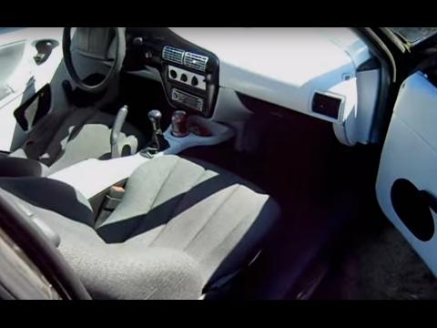 Chevy Cavalier Custom Neons & Interior