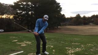 How to start your golf swing.