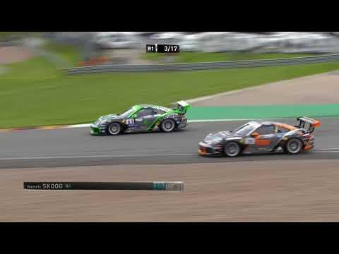 Porsche Carrera Cup Deutschland, race 11, Sachsenring