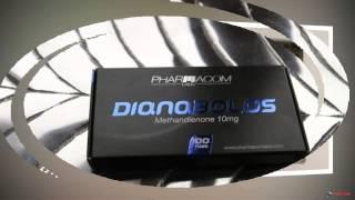 Dianabolos от Pharmacom Labs. Что это такое.(Концентрация действующего вещества: 10 mg/tab. Производитель: Pharmacom Labs (Молдова). Действующее вещество: метандие..., 2014-03-23T15:08:48.000Z)