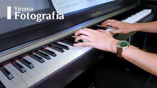 🎹이루마(Yiruma) - Fotografia(The Billboard Best Album) l 뉴에이지 피아노 커버 piano cover