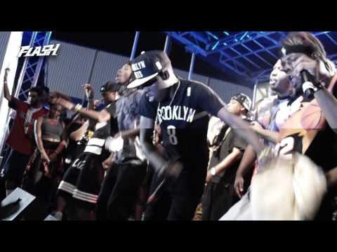 Rowdy Rebel - Computers ft. Bobby Shmurda Performance - @ShotbyFlash #FoolsGoldNYC