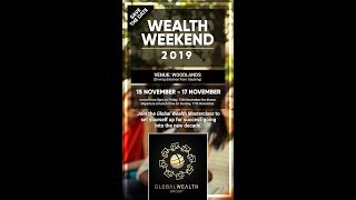 Invitation to Wealth Partners | Wealth Weekend