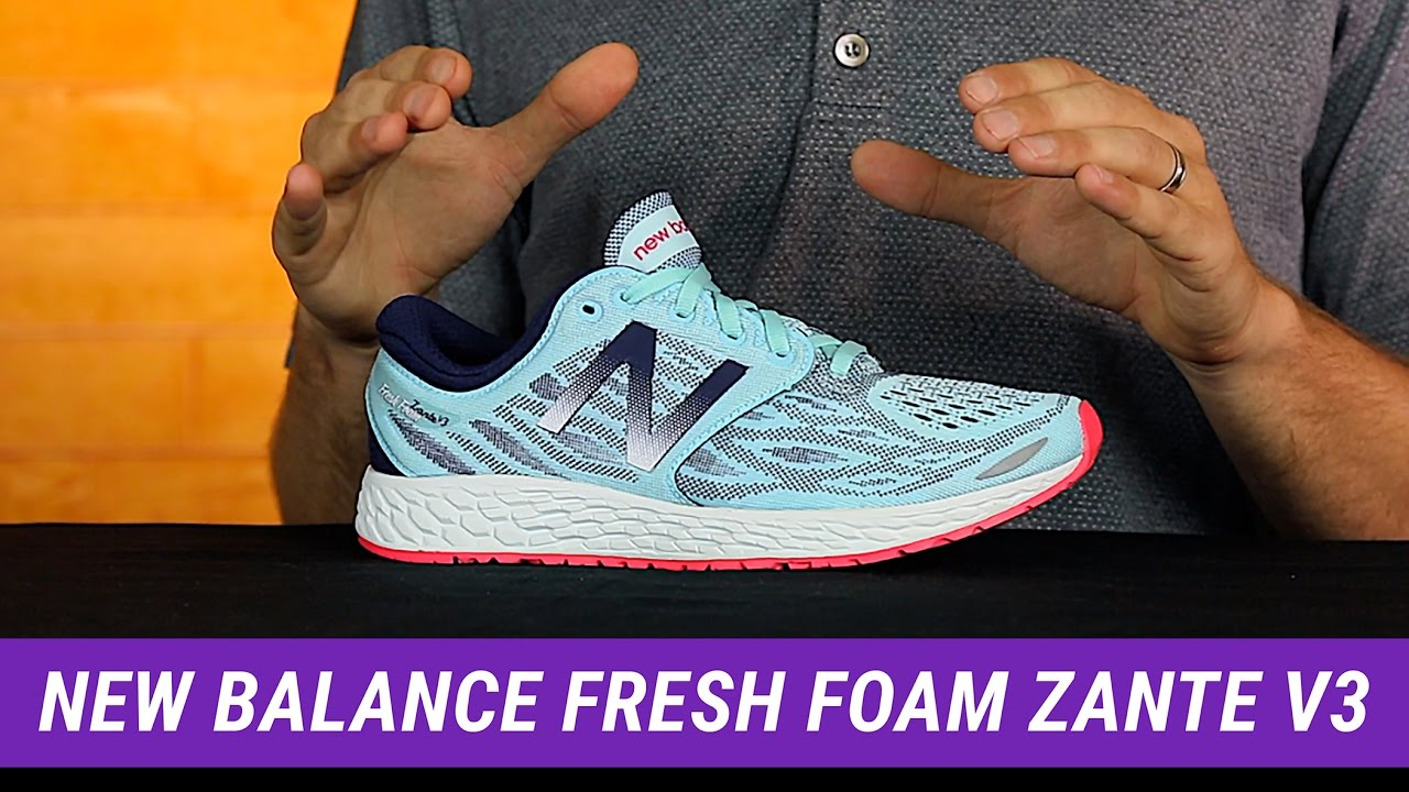 Fresh Foam Zante V3 Beauty And Beast