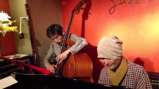 萩生田実Trio 「Take The A Train」萩生田実(p) 「I′ll Remember April...