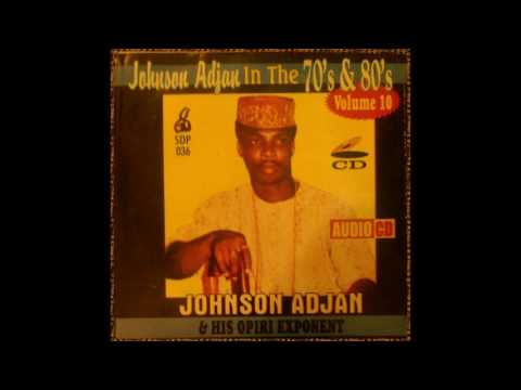 Johnson Adjan & His Opiri Exponent