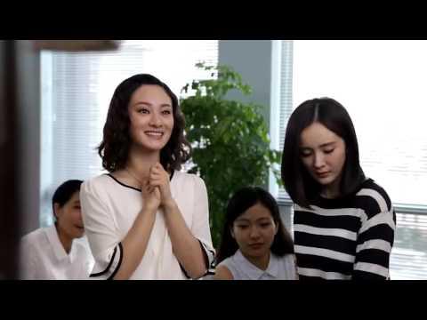 《親愛的翻譯官》片場花絮01集楊冪遇到陽蜜 - YouTube
