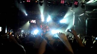 Helloween - Walls of Jericho(Intro) + Eagle Fly Free San José, Costa Rica 27-11-2013