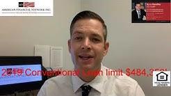 Ryan Mandley - 2019 Conventional Home Loan Limits!