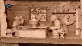 видео Музей Богородской игрушки