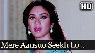 Mere Aansuon Seekh Lo Muskurana - Meenakshi - Rishi Kapoor - Gharana - Bollywood Songs