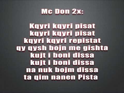 ACT GANG FT OTR - PISAT [Lyrics] HQ