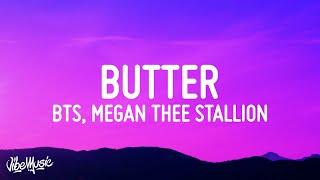 Download BTS - Butter (Lyrics) ft. Megan Thee Stallion