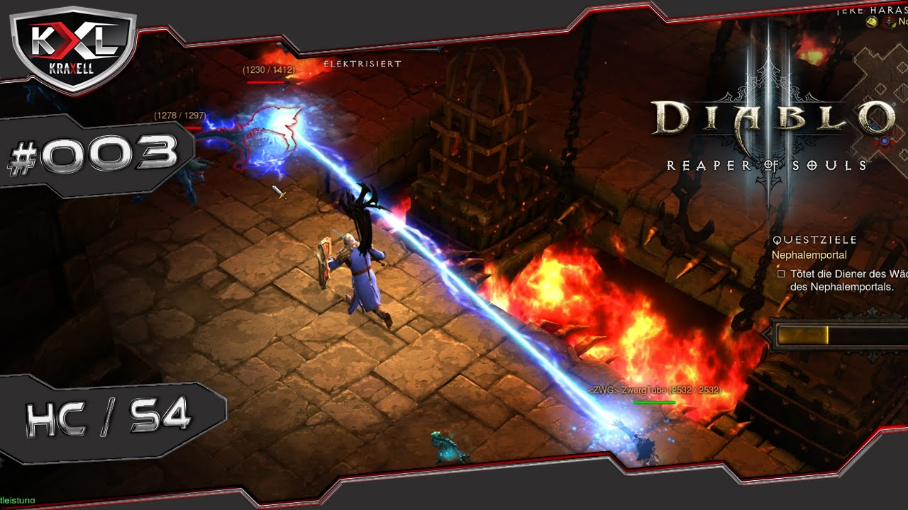 diablo 3 ros how to play online