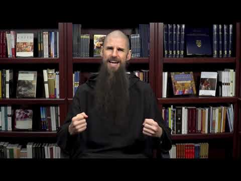Fr. Boniface Hicks, O.S.B. On the Virginal Fatherhood of St  Joseph